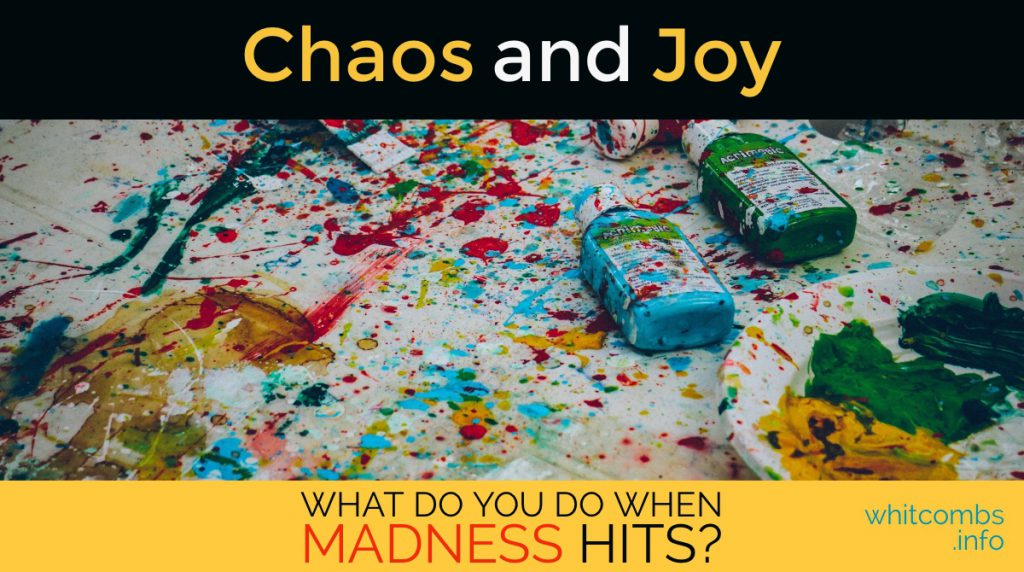 Chaos and Joy